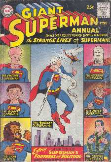 GIANT SUPERMAN ANNUAL 3