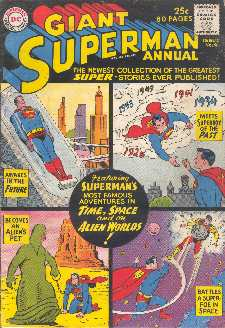 GIANT SUPERMAN ANNUAL 4