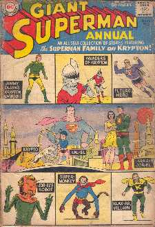 GIANT SUPERMAN ANNUAL 5