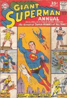 GIANT SUPERMAN ANNUAL 6