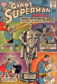 GIANT SUPERMAN ANNUAL 7