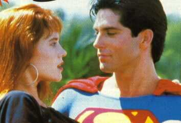 SUPERBOY GERARD CHRISTOPHER AND LANA LANG