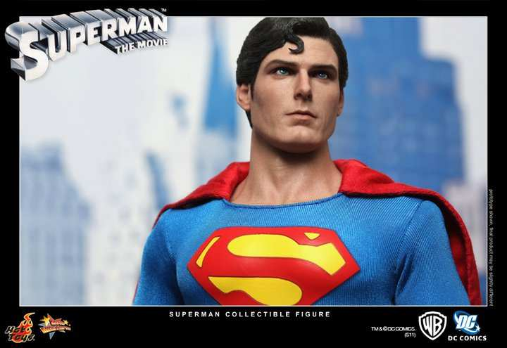 SUPERMAN HOT TOYS