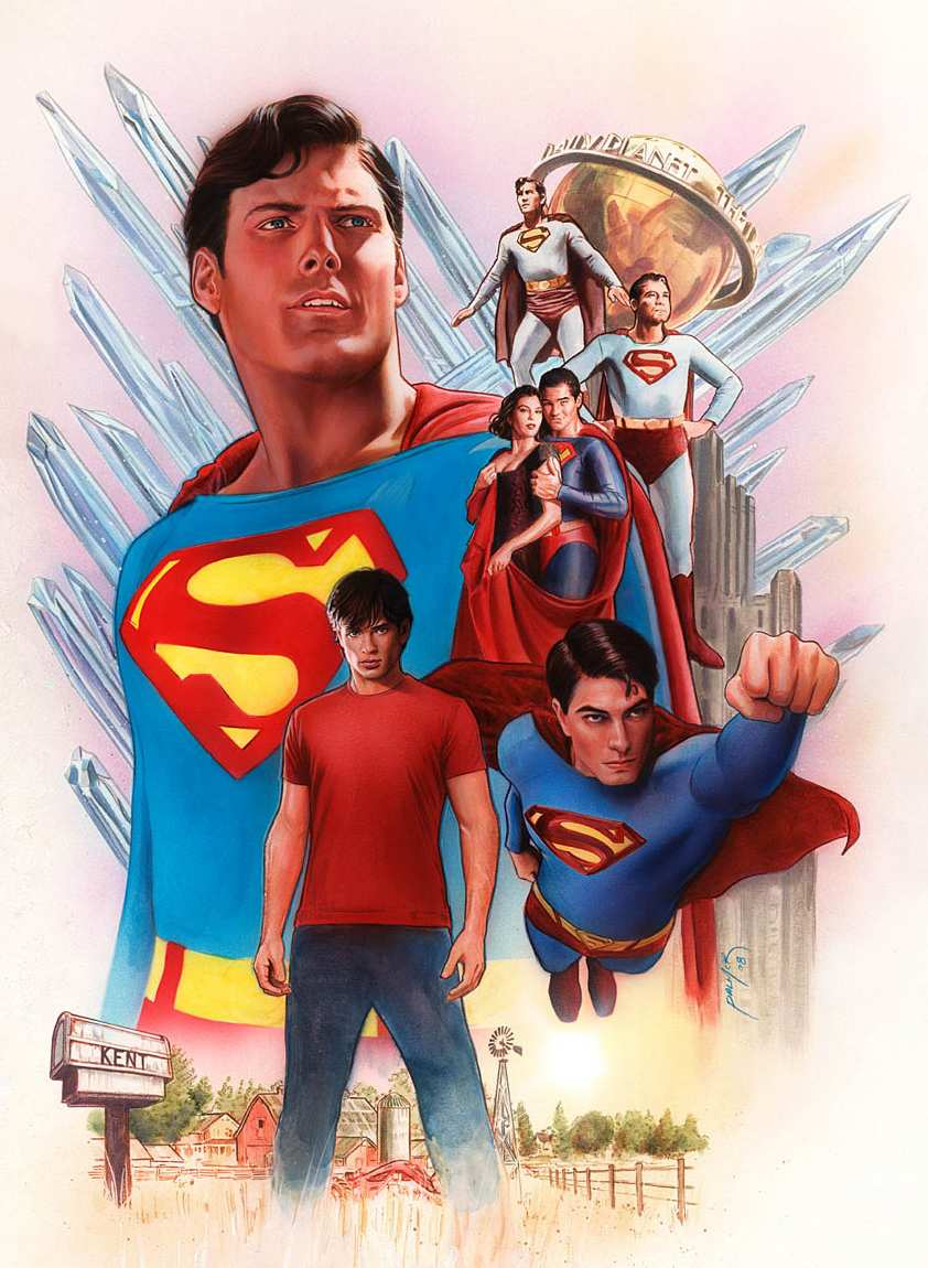 SUPERMAN BY JASON PALMER