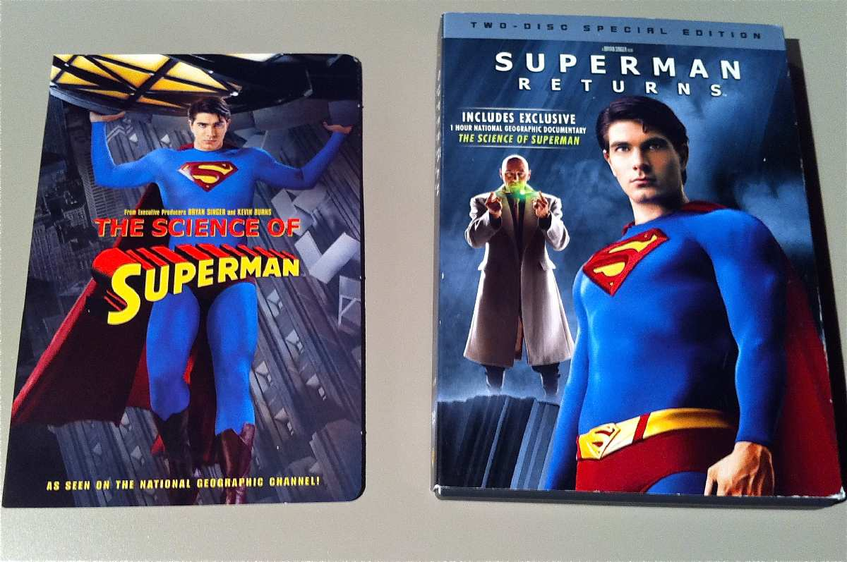 SUPERMAN RETURNS COLLECTIBLES