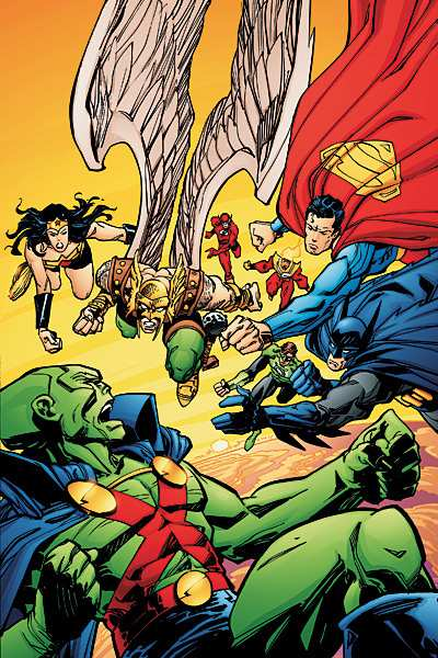 JLA CLASSIFIED 44