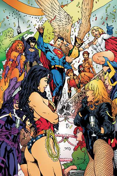JLA WEDDING SPECIAL
