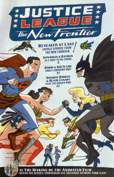 JLA THE NEW FRONTIER #1