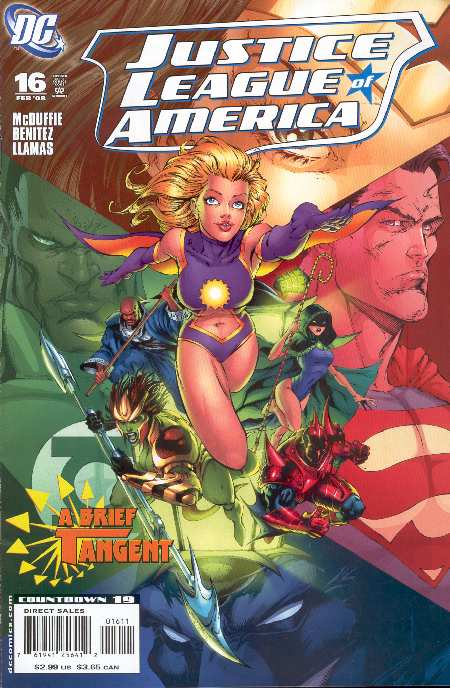 JUSTICE LEAGUE IF AMERICA #16