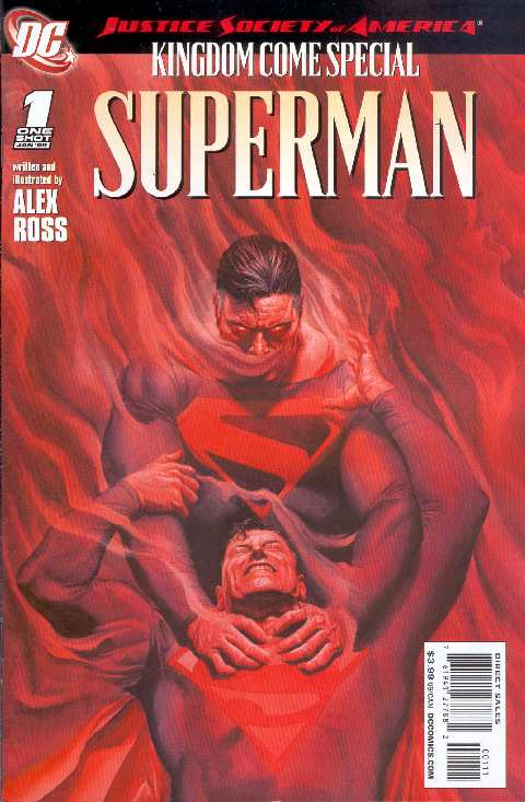 KINGDOM COME SPECIAL SUPERMAN #1