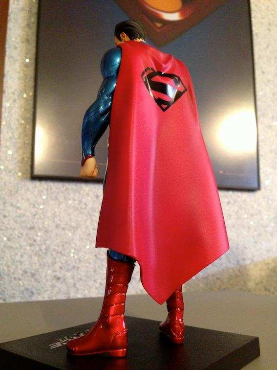 SUPERMAN KOTOBUKIYA