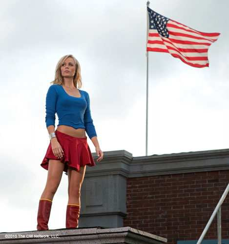 SUPERGIRL EN SMALLVILLE