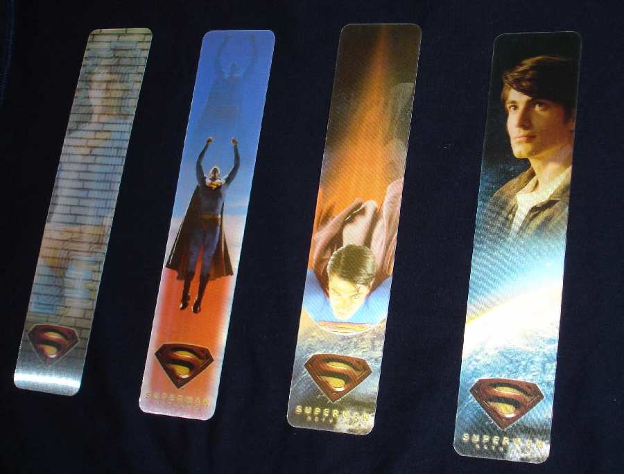 SUPERMAN RETURNS LENTICULAR