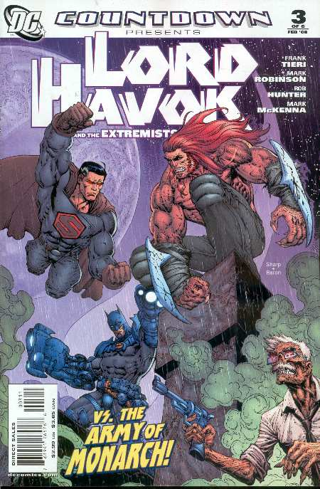 LORD HAVOK #3