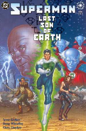 SUPERMAN LOST SON OF EARTH 2