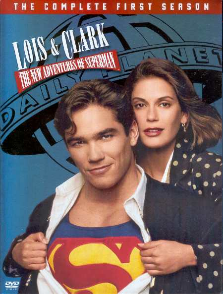 LOIS & CLARK. THE NEW ADVENTURES OF SUPERMAN