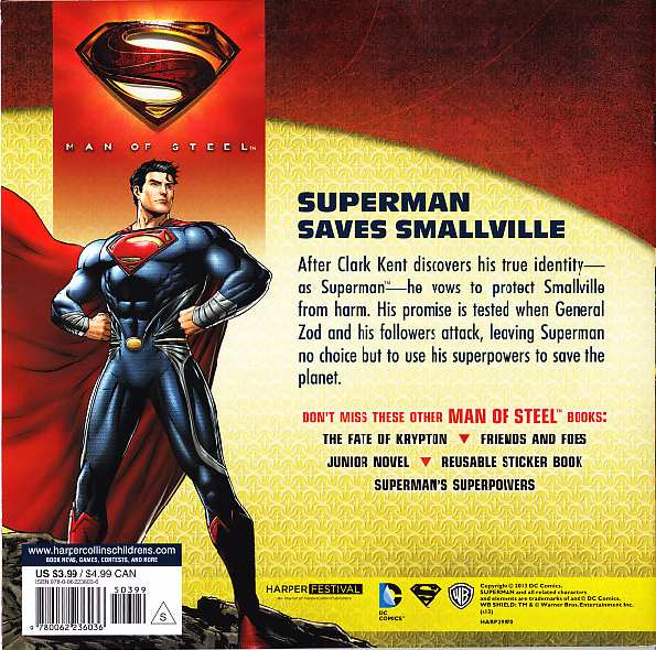 SUPERMAN SAVES SMALLVILLE