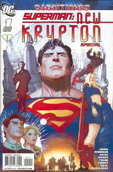 SUPERMAN NEW KRYPTON SPECIAL #1