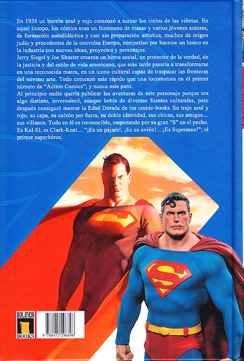 SUPERMAN. EL PRIMER SUPERHEROE
