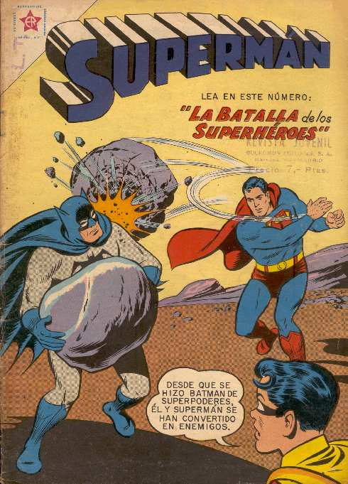 SUPERMAN NOVARO #174
