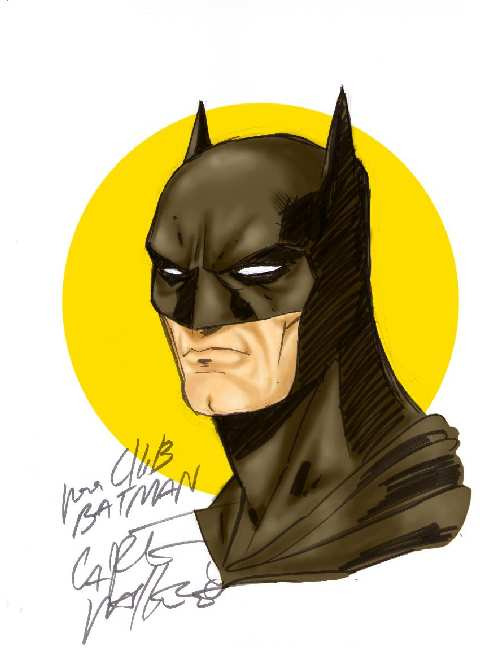 BATMAN BY PACHECO
