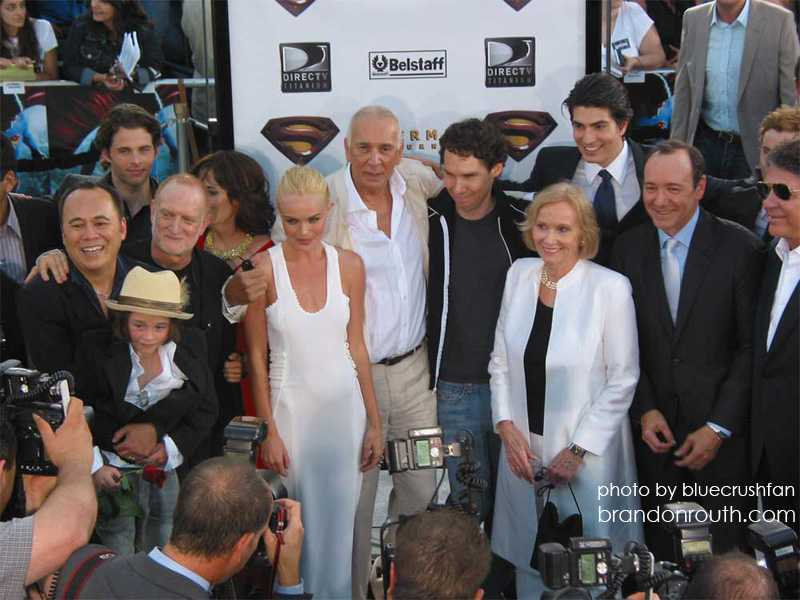 SUPERMAN RETURNS PREMIERE