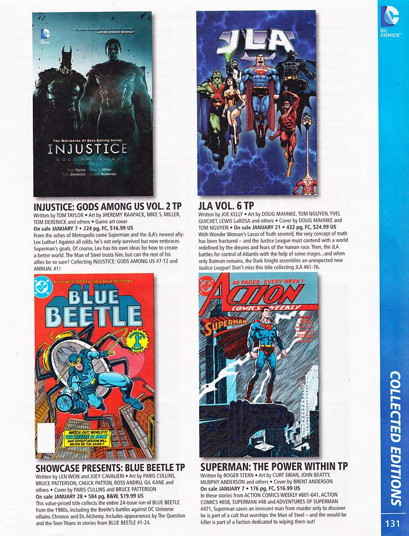 PREVIEWS OCTOBER 2014