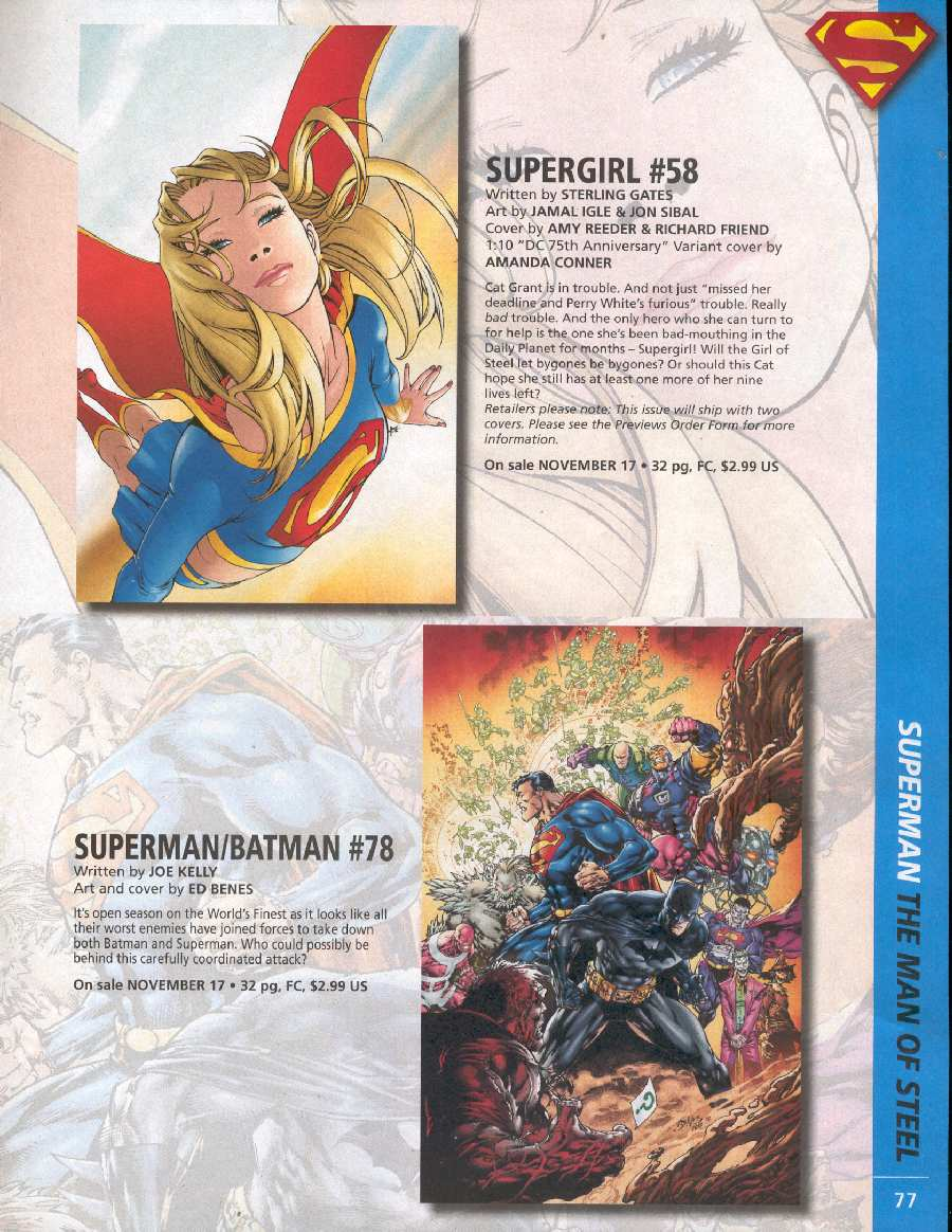 SUPERGIRL Y SUPERMAN BATMAN ART