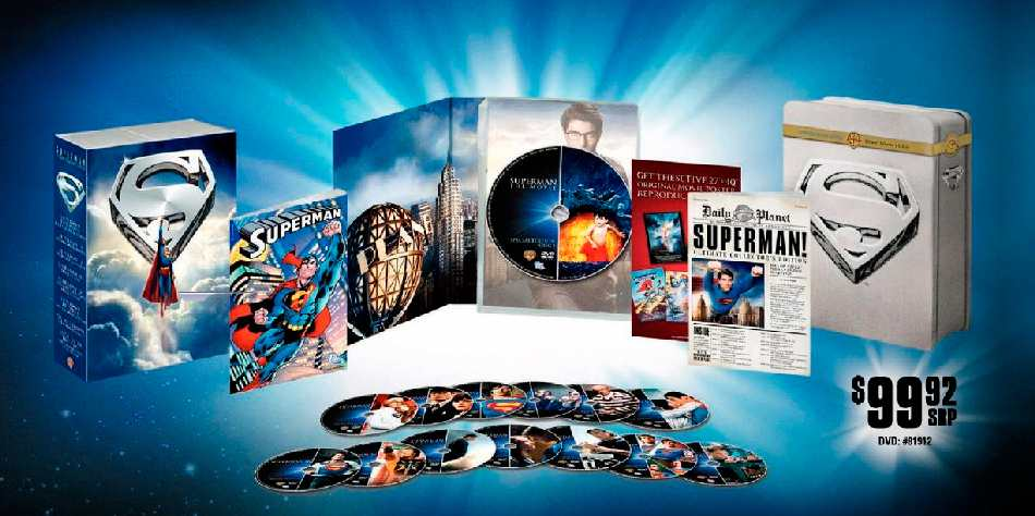 SUPERMAN ULTIMATE COLLECTION