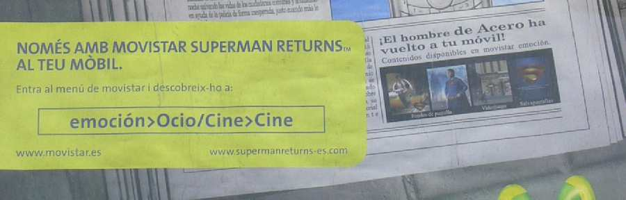 SUPERMAN REGRESA