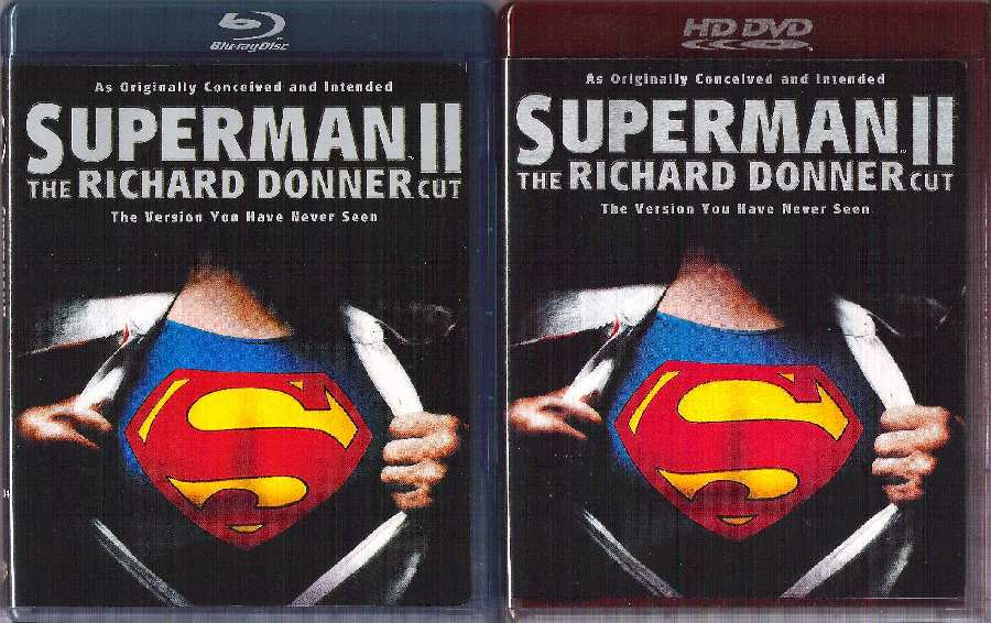 SUPERMAN II BY RICHARD DONNER
