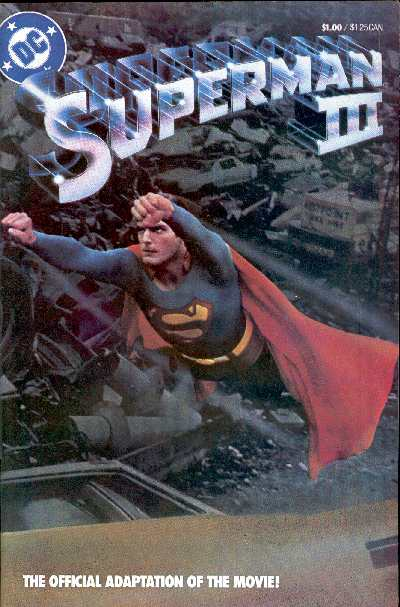 SUPERMAN III USA