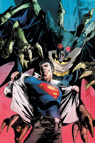 SUPERMAN BATMAN 85