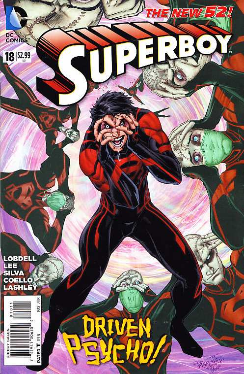 SUPERBOY LEAGUE #18