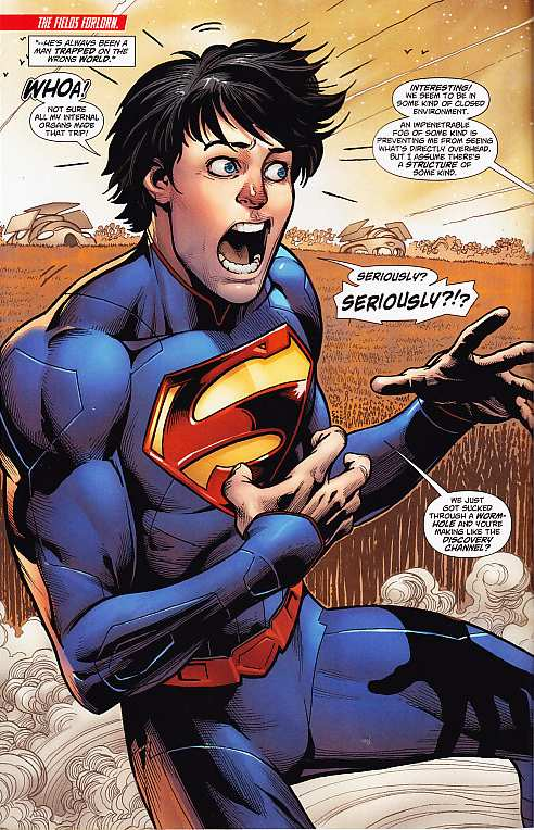 Pin Superboy New 52 on Pinterest
