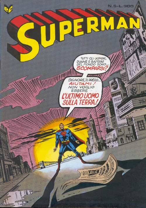 SUPERMAN ITALIANO
