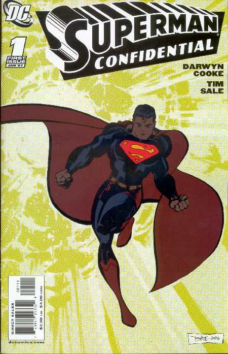 SUPERMAN CONFIDENTIAL #1