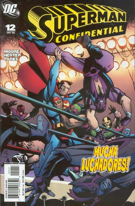 SUPERMAN CONFIDENTIAL #18