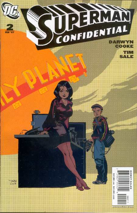 SUPERMAN CONFIDENTIAL #2