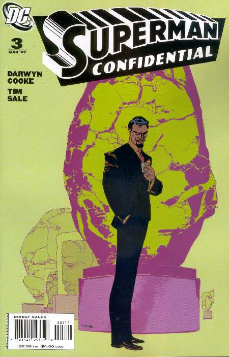 SUPERMAN CONFIDENTIAL #3