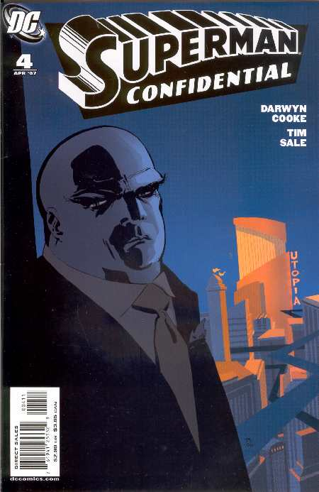 SUPERMAN CONFIDENTIAL #4