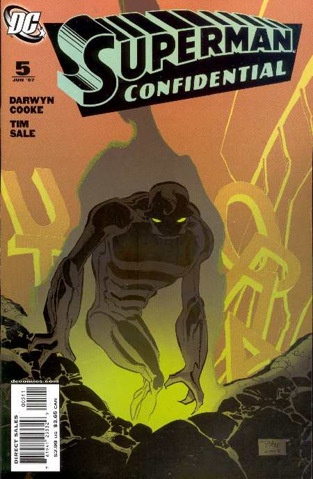 SUPERMAN CONFIDENTIAL #5
