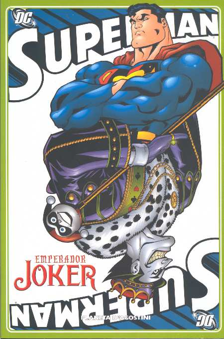 SUPERMAN EMPERADOR JOKER