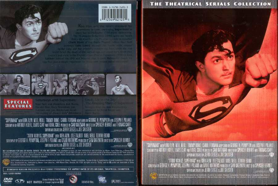 SERIALES CINEMATOGRAFICOS DE SUPERMAN