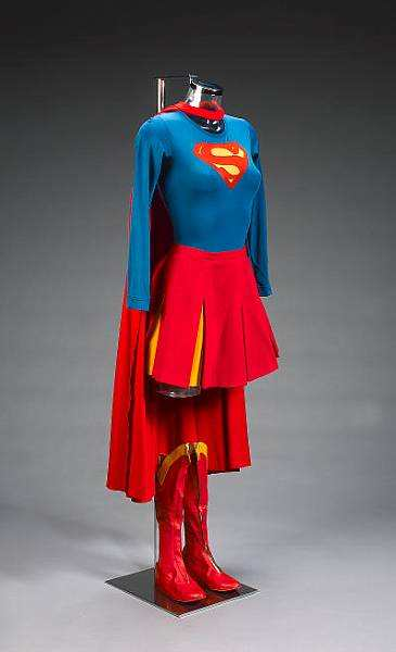 SUPERGIRL AUCTION