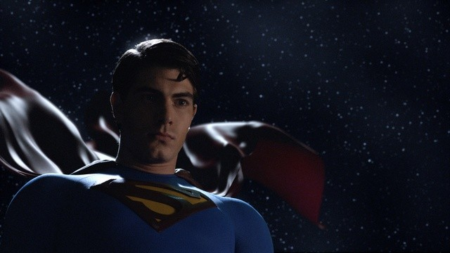 SUPERMAN - BRANDON ROUTH