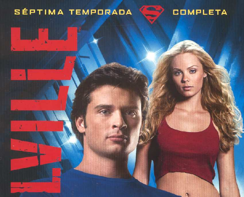 SMALLVILLE PACK TEMPORADA 7