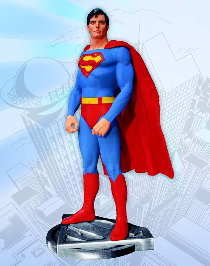 SUPERMAN ZSTATUE PROYECT