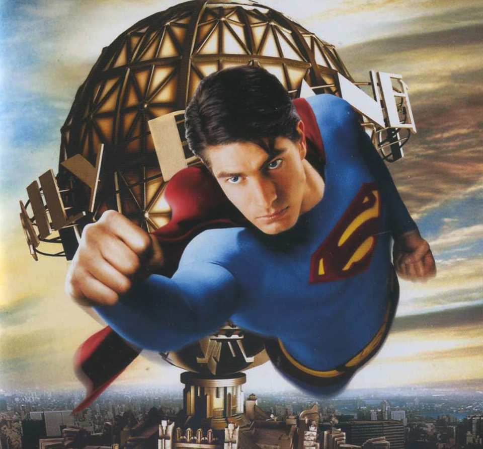 SUPERMAN RETURNS BLU RAY