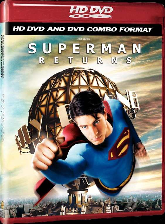 SUPERMAN RETURNS HD DVD